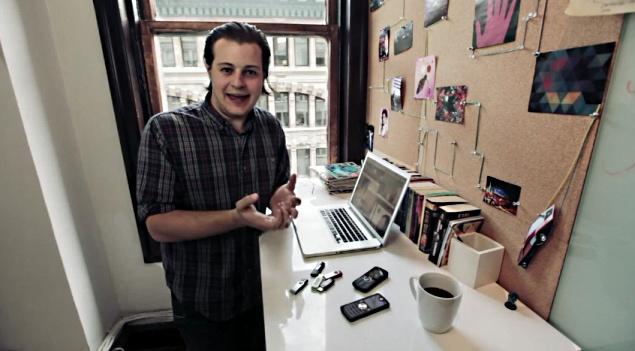 """Paul Miller, do """"The Verge"""", fala sobre a experiência de ficar um ano sem internet (Reprodução)"""