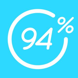 Ícone do aplicativo 94%