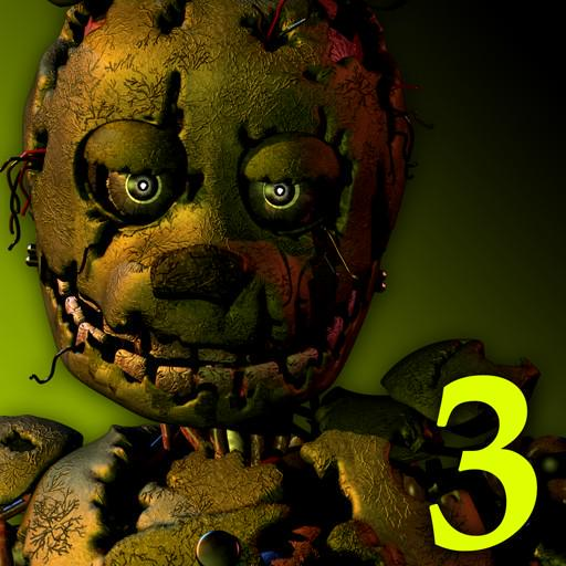 Ícone do jogo Five Nights at Freddy's 3