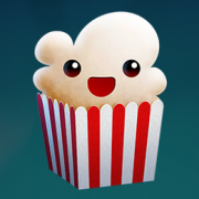 Ícone do aplicativo Popcorn Time