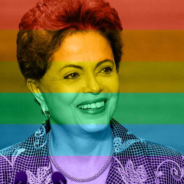 Dilma colorida