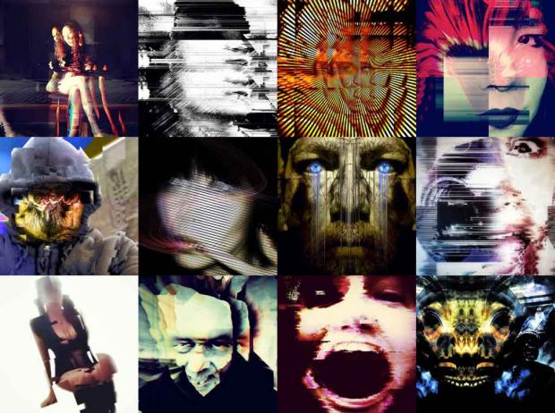 Exemplos de fotos criadas no Decim8