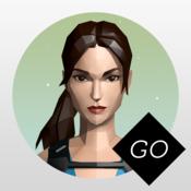 """Ícone do jogo """"Lara Croft Go"""""""
