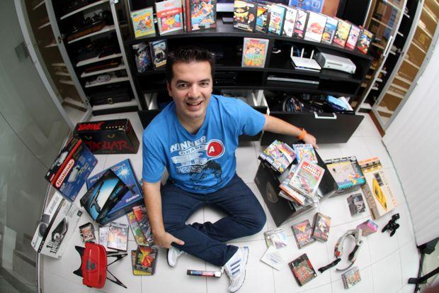 Marcelo Tavares, presidente da Brasil Game Show